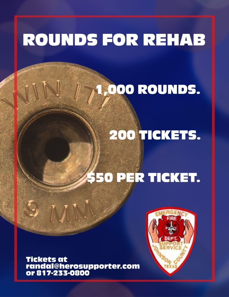 tall Rounds for Rehab